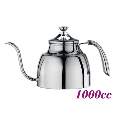 1.0L  Pour Over coffee Pot (HA1604)