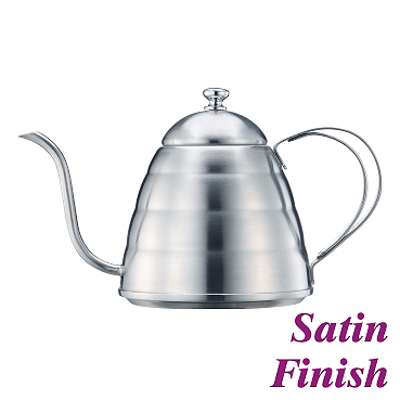 0.9L Pour Over Coffee Pot-Satin Finish (HA1624)