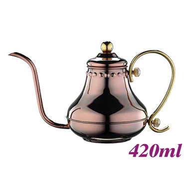 0.42L Pour Over Coffee Pot-Bronzed (HA8562)
