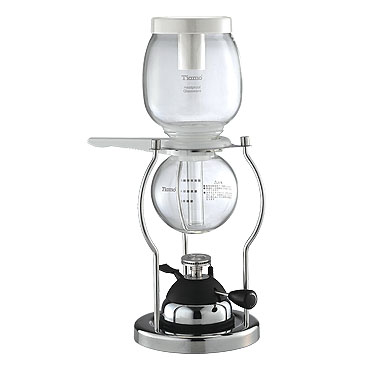 Syphon Tea & Coffee Maker -S.S. base (HG2368)