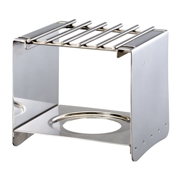 S.S. Rectangle Gas Burner Rack (HG4457)